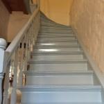 Tas Otel robbins egg blue stairs