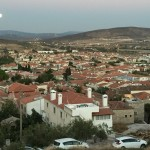 view from Alancha over Alacati