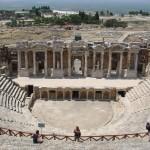 Hierapolis amphitheatre inside 02