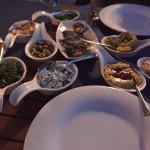 Ege Restaurant mezze